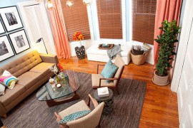 The Cancurra's Luxury Living Room